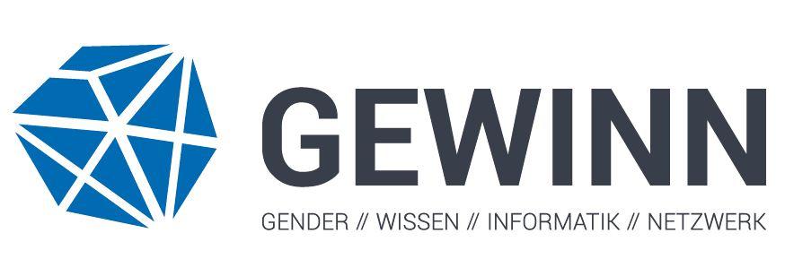 Kompetenzzentrum Technik-Diversity-Chancengleichheit e.V. - Verbundprojekt GEWINN-Logo