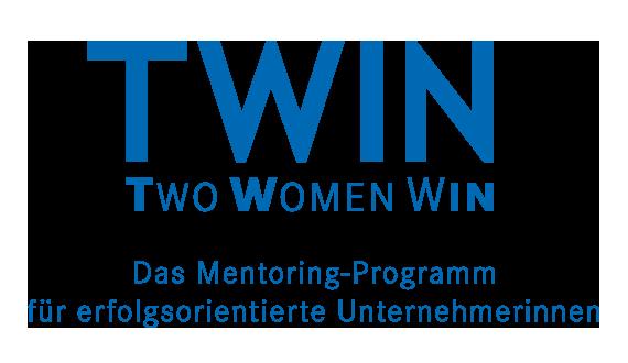Käte Ahlmann Stiftung - Twin - TwoWomenWin-Logo