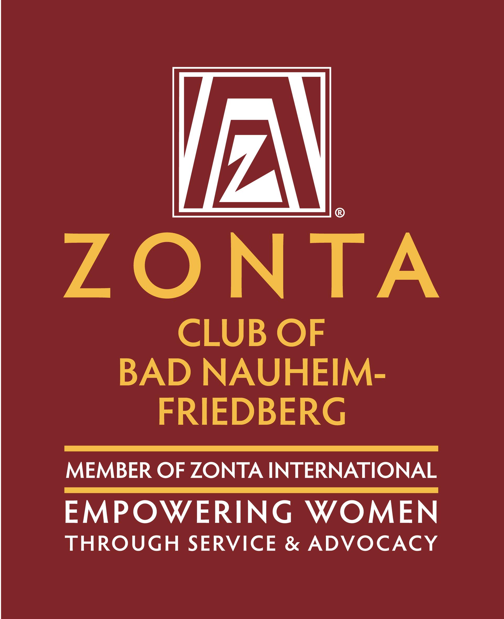 Zonta International - Zonta Club Bad Nauheim-Friedberg-Logo