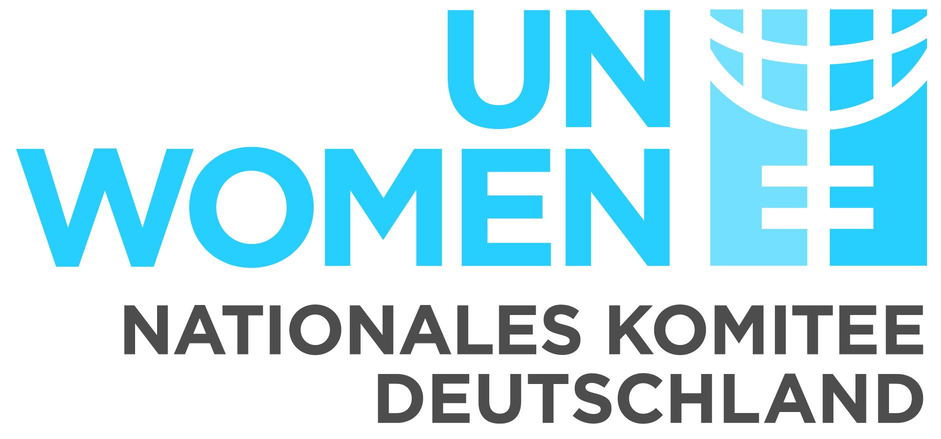 UN Women Nationales Komitee Deutschland e. V.-Logo