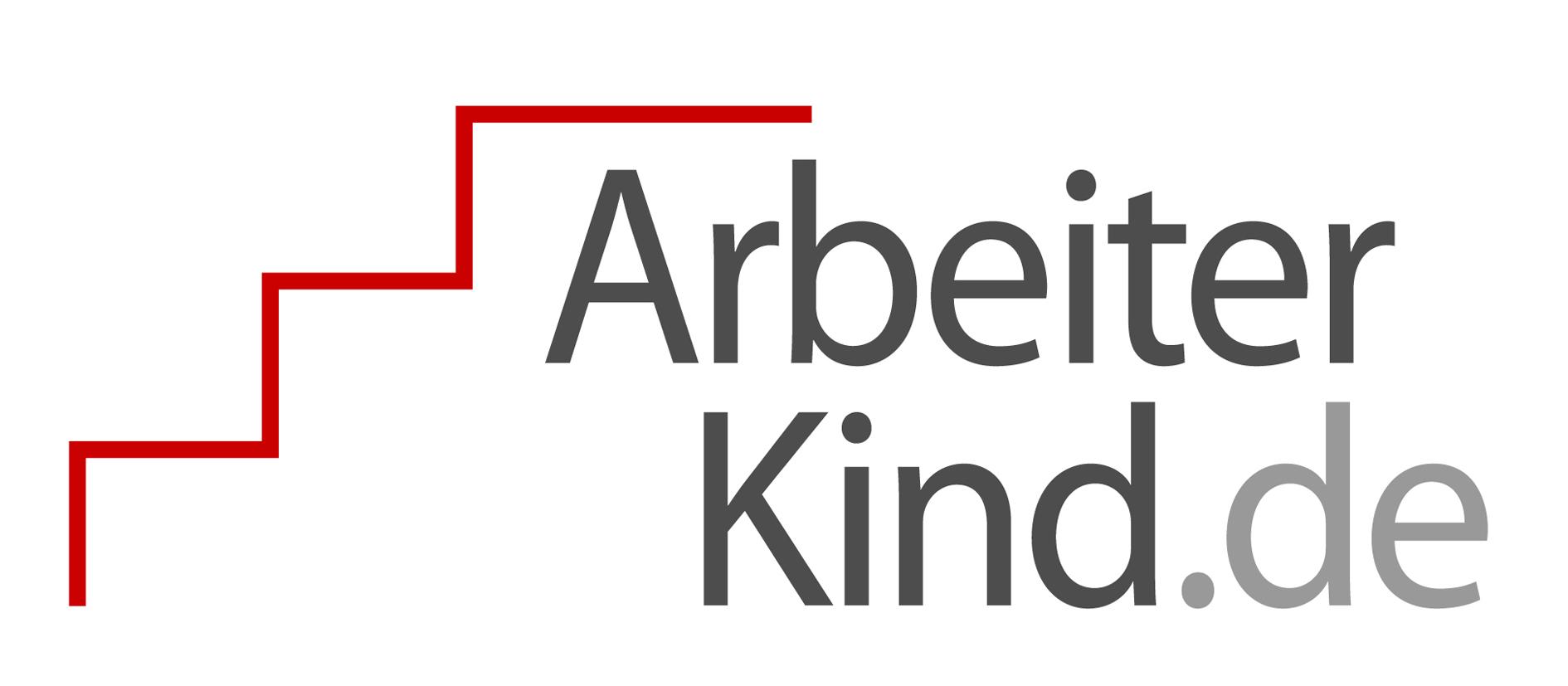 ArbeiterKind.de - Für alle, die als Erste in ihrer Familie studieren-Logo