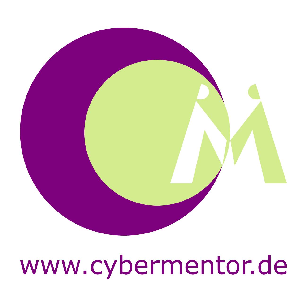 CyberMentor - Die Online-MINT-Plattform für Mädchen und Frauen-Logo