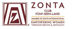Zonta International - Zonta Club Fünf-Seen-Land-Logo